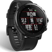 Умные Часы Xiaomi Huami Amazfit Stratos (Smart Sports Watch 2) Black